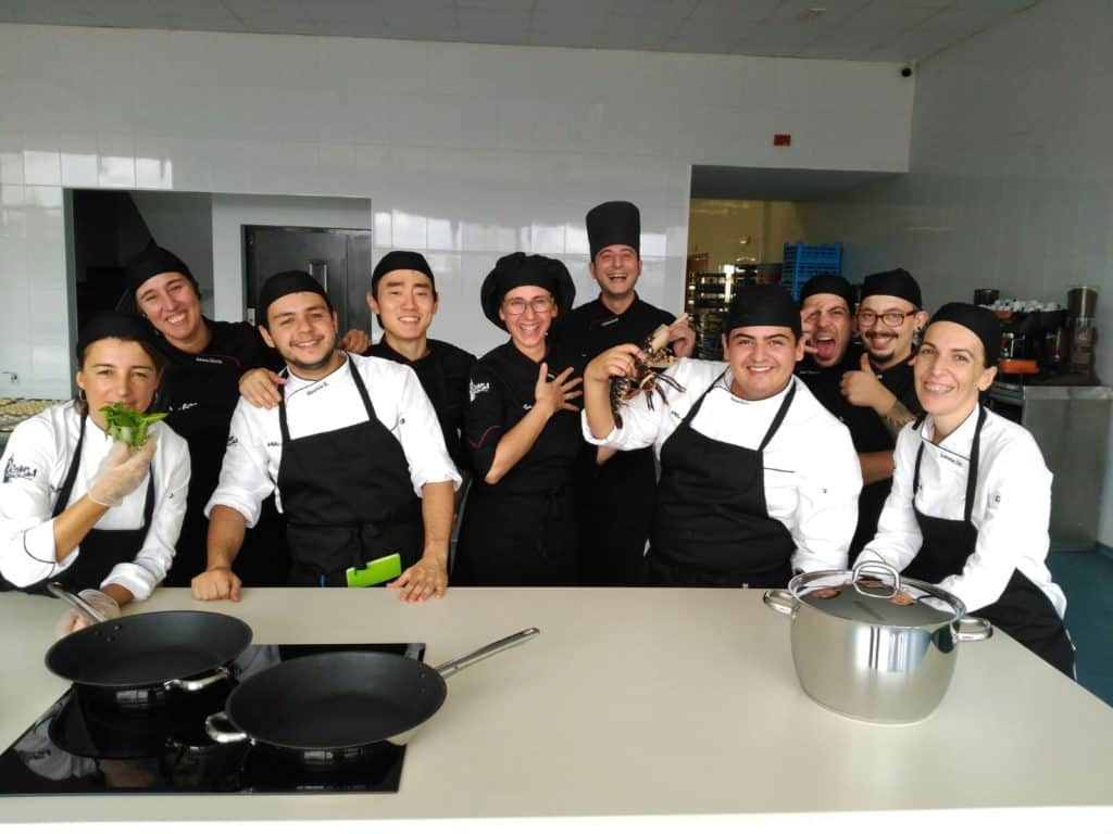 Formaci n profesional en cocina escuela de cocina villa for Formacion profesional cocina