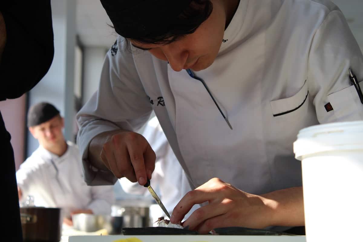 Formacion Tecnica en Cocina Escuela Villa retiro-chef- fran lopez estrellas michelin