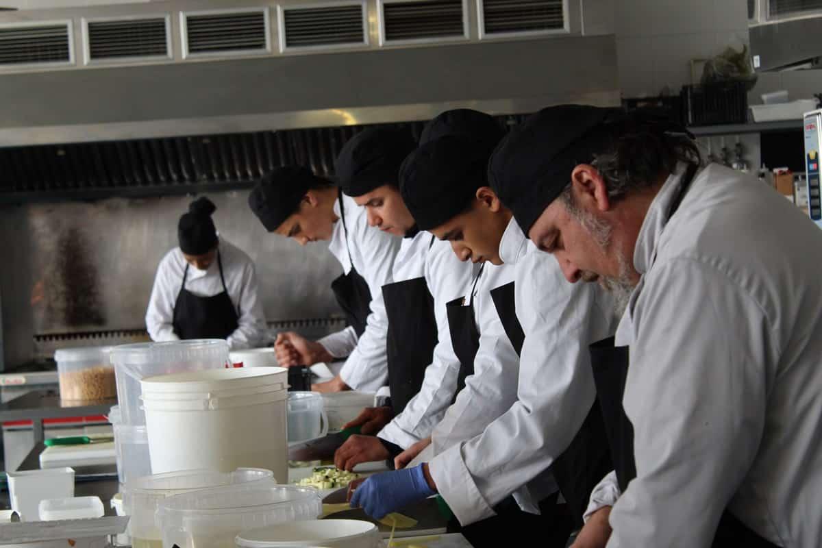Formacion Tecnica en Cocina Escuela Villa retiro chef fran lopez