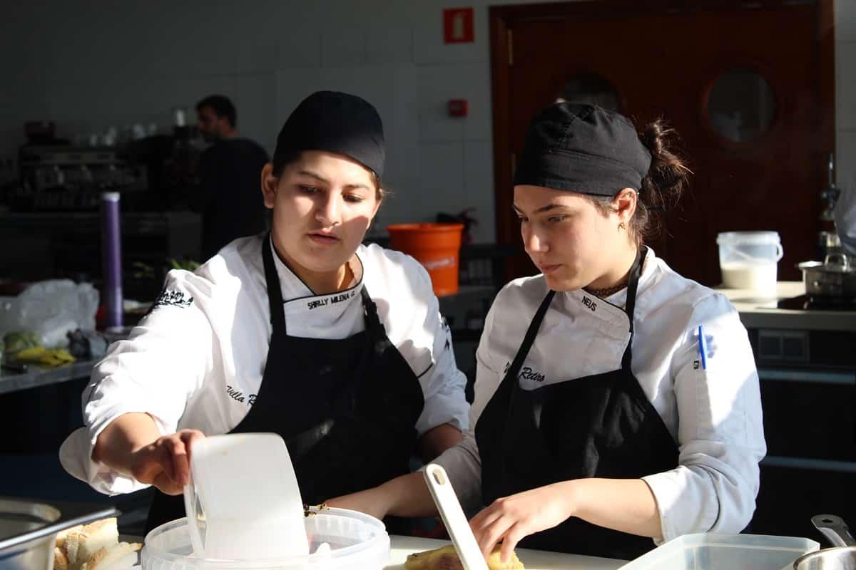 Formacion Tecnica en Cocina Escuela Villa retiro- fran lopez estrellas michelin