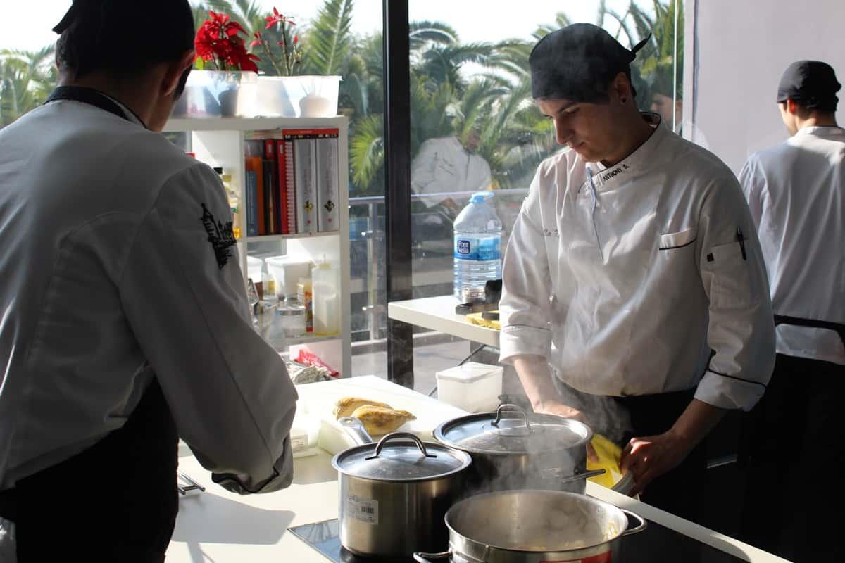 Formacion Tecnica en Cocina Escuela Villa retiro- fran-lopez estrellas michelin