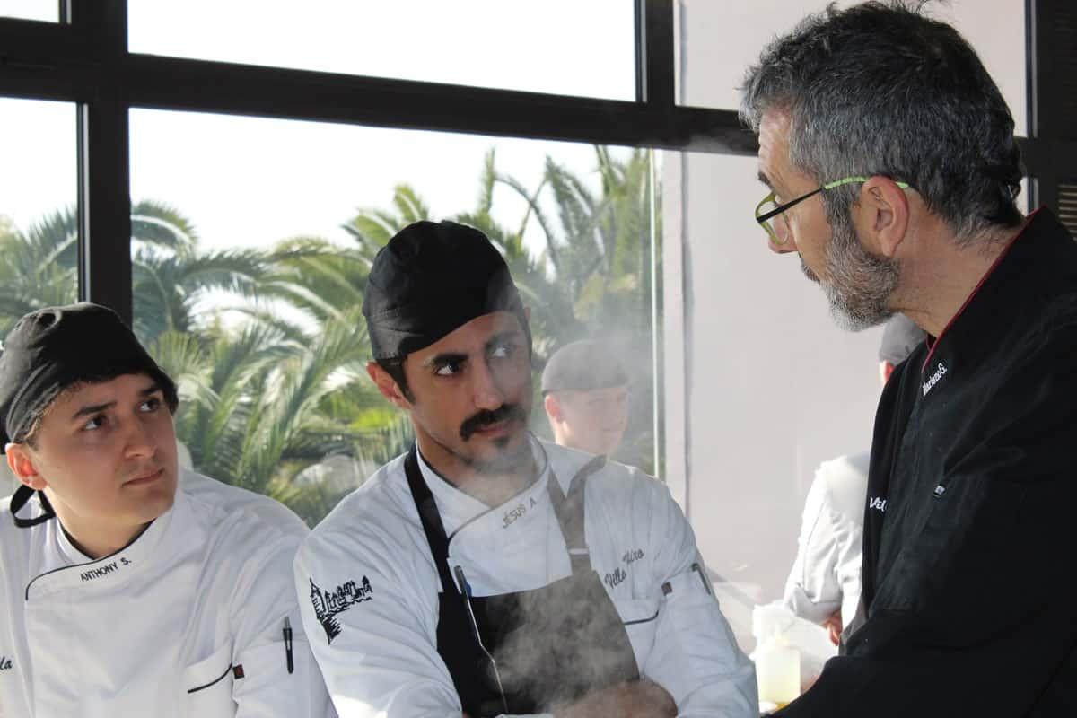 Formacion Tecnica en Cocina Escuela Villa retiro fran lopez xerta