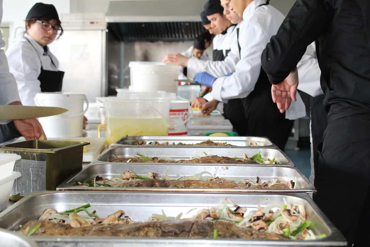 Formacion Técnica en Cocina Escuela Villa Retiro chef Fran López 2 estrellas michelin