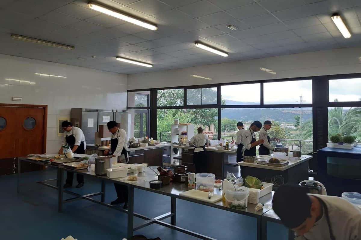 Classes de cultura gastronòmica amb el xef Mariano Gonzalvo