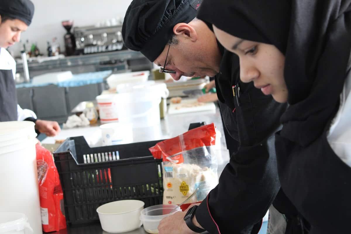 escuela cocina villa retiro-formacion-tecnica-master-gastronomia-chef-fran-lopez-estrella-michelin-hotel-villa-retiro