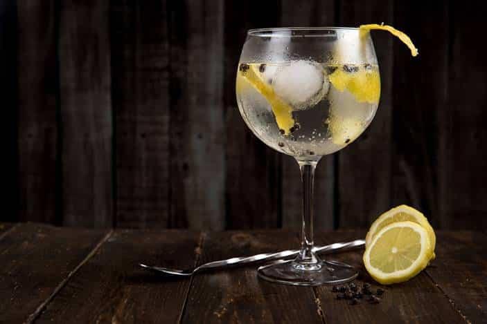 el gin tonic perfecto escuela de cocina villa retiro